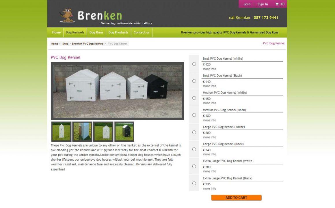 Brenken Shop