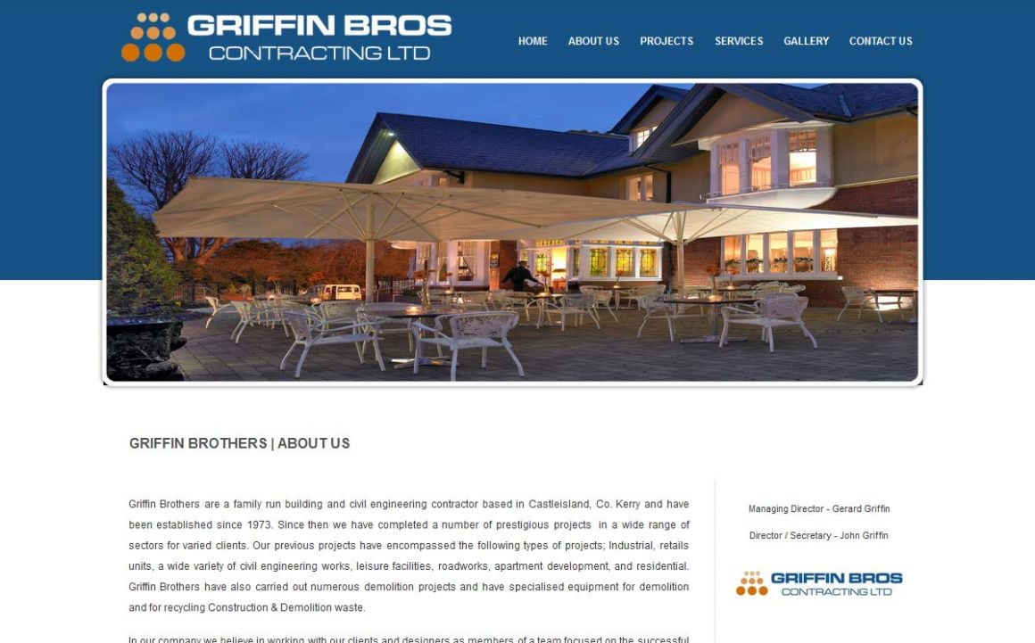 Griffin Brothers Contractors