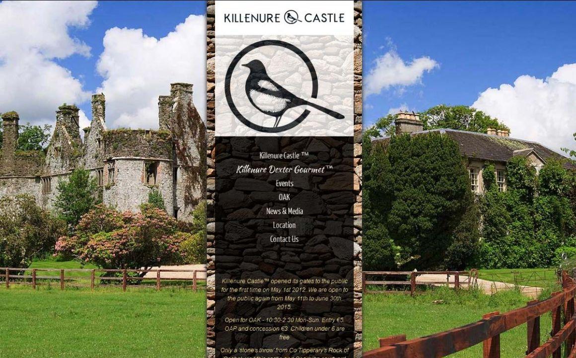 Killenure Castle