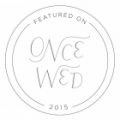 OnceWed FeaturedOn Circle 2015 600x599