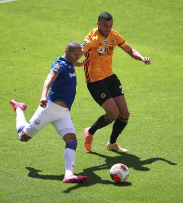Wolves x Everton