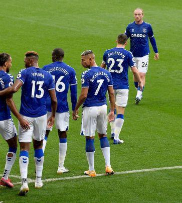 Everton 4 x 2 Brighton
