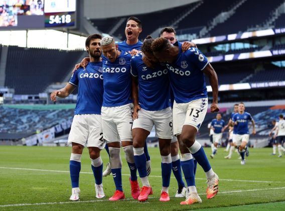 Richarlison plays well, Everton wins and breaks eight-year taboo