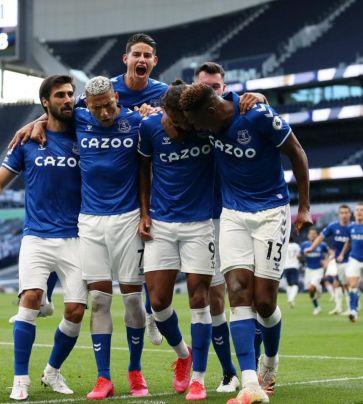 Tottenham 0 x 1 Everton