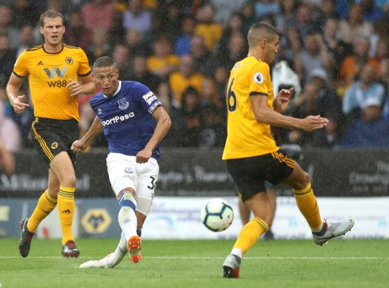 Richarlison's debut match turns two