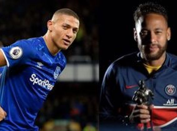 In surprise video, Neymar announces Everton 2019/20 Player of the Year award to Richarlison