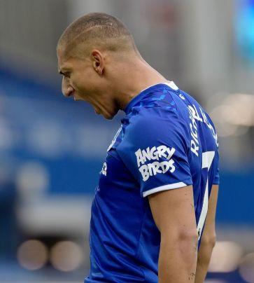Everton x Southampton