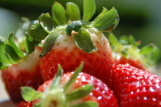 strawberries pixabay