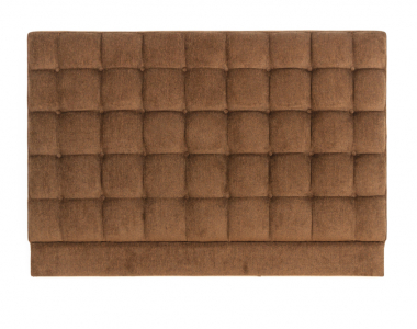 Square Buttoned Bed Back
