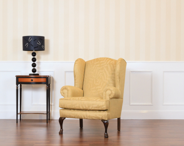 Jazz Wing Back Chair