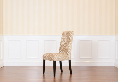 Tall Back Dining Room Chair