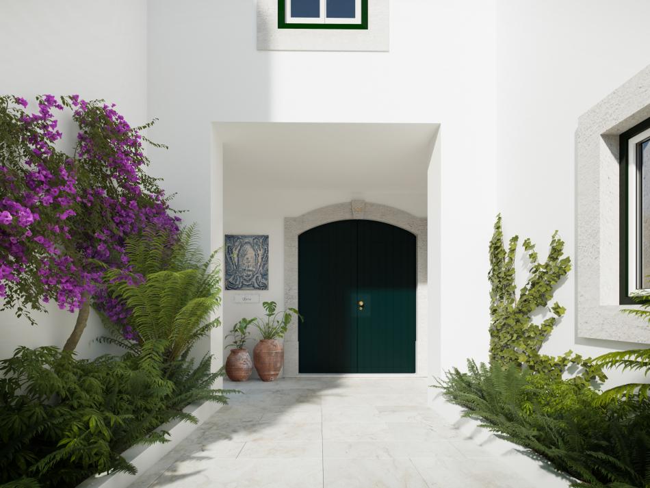 Casa Luisa Bedroom
