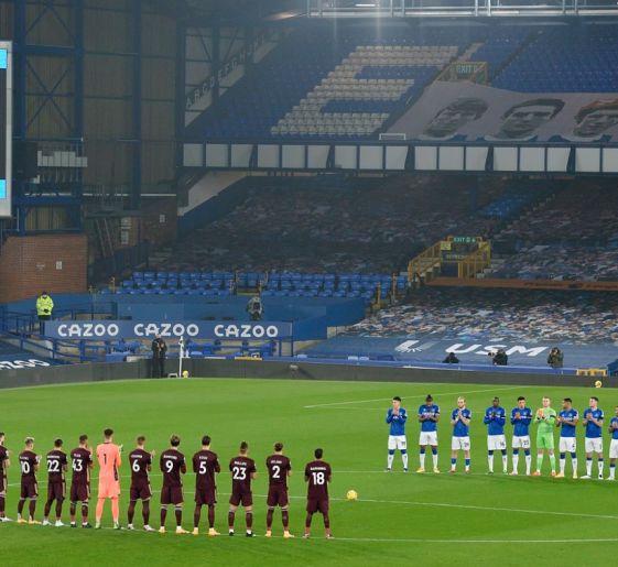 Everton 0 x 1 Leeds United