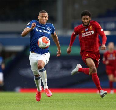 Richarlison atuou os 90 minutos em empate pelo derby local 1