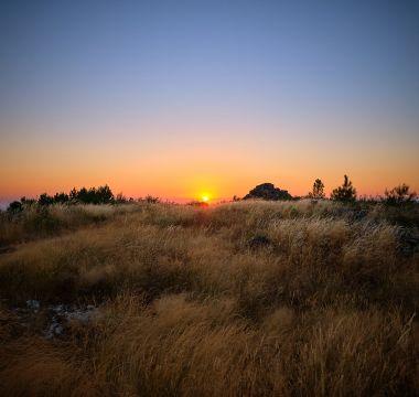 Pôr do sol da Quinta do Barrieiro - sunset
