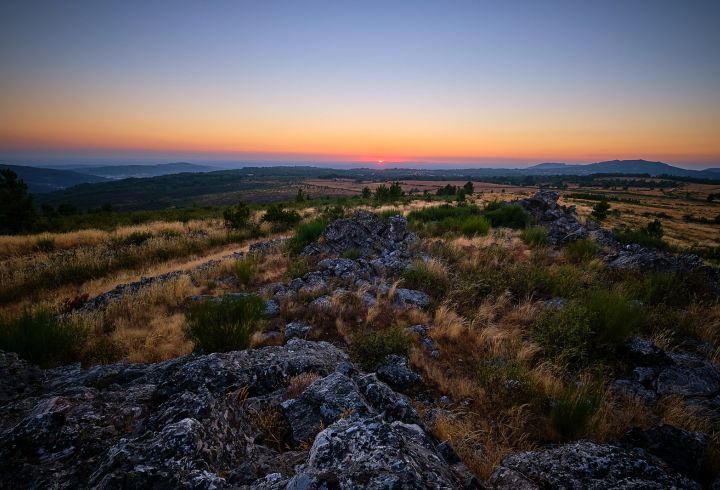 Pôr do sol da Quinta do Barrieiro - sunset 2