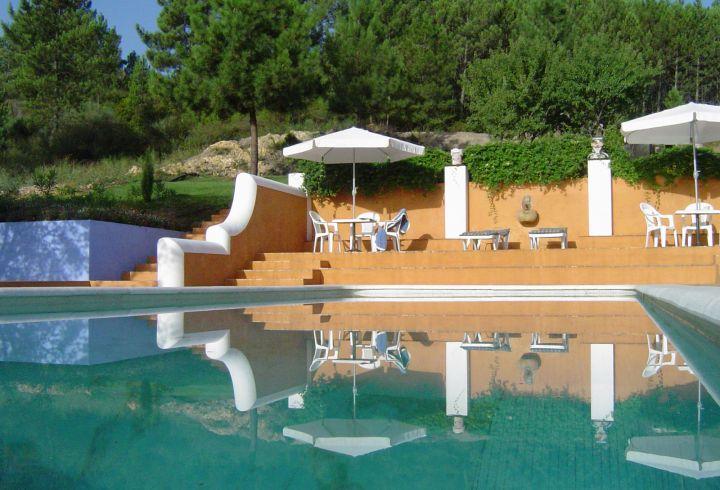 Quinta do Barrieiro piscina 3